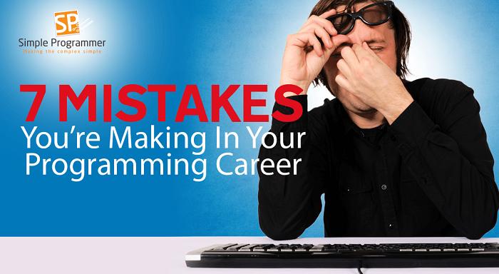 程序员编程生涯中会犯的7个错误_情殇博客